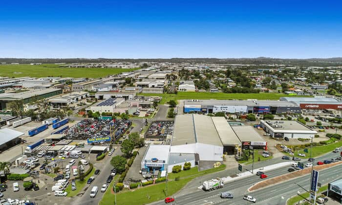 commercial property in brisbane - industrial