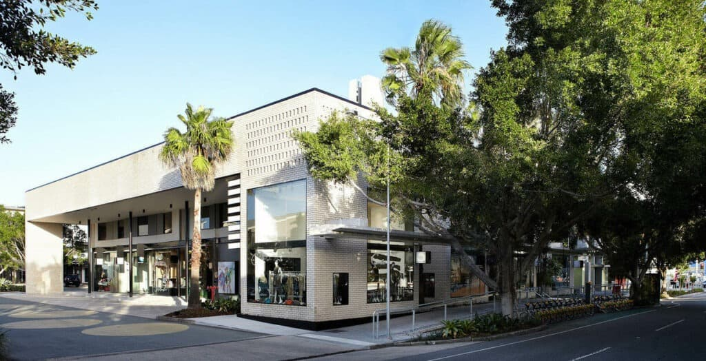 commercial property in brisbane - retail - James Street