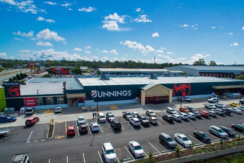 retail property brisbane Bunnings Lawnton